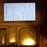 Iphone 5s 16 gb gold. Фото 4.