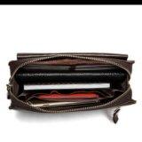 Новый! 3 в одном. мужской кошелек-барсетка-клатч. Фото 2. Балашиха.