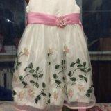 Платье для девочки. Фото 3. Москва.