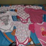 Пакет вещей на девочку от 6 до 9+ месяцев. Фото 4. Таганрог.