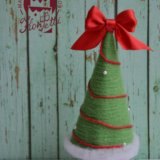 Новогодний подарок! интерьерная елочка. Фото 1. Новосибирск.