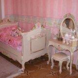 Детские кроватки для принцессы и принца. Фото 3.
