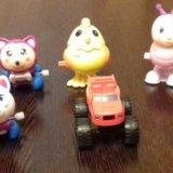 Заводные игрушки. Фото 1.