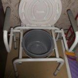Кресло-туалет. Фото 1. Москва.