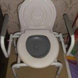 Кресло-туалет. Фото 2.