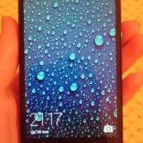 Смартфон huawei p8 lite + чехол в подарок. Фото 1.
