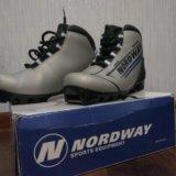 Ботинки лыжные. Фото 2. Зеленоград.