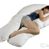 Огромная подушка для беременных. Фото 1.