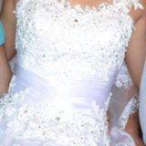 Свадебное платье. Фото 2. Новолеушковская.