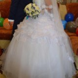 Свадебное платье. Фото 1. Новолеушковская.