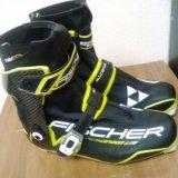 Лыжные ботинки. Фото 1. Мурманск.