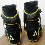 Лыжные ботинки. Фото 3. Мурманск.