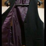 Жилетка мужская костюмная новая большевичка 50. Фото 1.