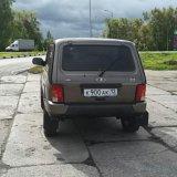 Нива урбан. Фото 2. Козьмодемьянск.