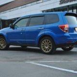 Subaru forester sti ts. Фото 2. Мытищи.