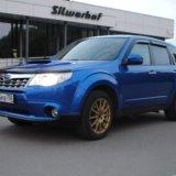 Subaru forester sti ts. Фото 4. Мытищи.