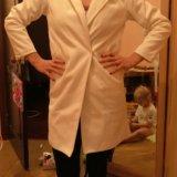Новое пальто легкое белое 42/44 р-р. Фото 3.