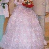 Свадебное платье. Фото 2. Староминская.