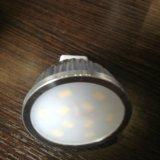 Лампа gu 5.3 warm white 5w. Фото 1.
