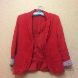 Пиджак фирмы stradivarius. Фото 1.