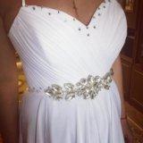 В наличии свадебное платье. Фото 1. Санкт-Петербург.