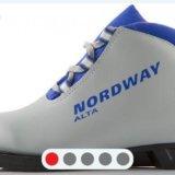 Полный лыжный комплект norway xc classic р 37-38. Фото 1.