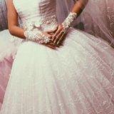 Свадебное платье. Фото 2. Кавказская.