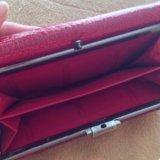 Кожаный кошелек. Фото 3.