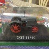 Модельки тракторов. Фото 4.