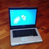 Отличный бюджетный ноутбук toshiba l300. Фото 1. Вологда.