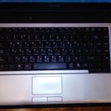 Отличный бюджетный ноутбук toshiba l300. Фото 2. Вологда.