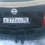 Nissan primera. Фото 2. Вологда.