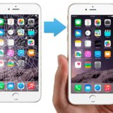 Замена экрана iphone aйфон 6. Фото 1. Лобня.