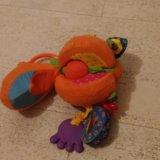 Тини лав игрушка апельсин погремушка tiny love. Фото 2.