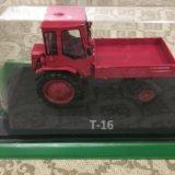Модельки трактор. Фото 1.