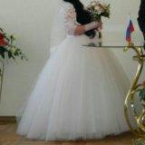Свадебное платье. Фото 2. Новочеркасск.