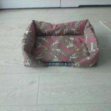 Лежанка для кота или собаки. Фото 1.