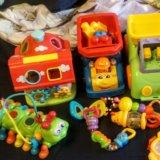 Игрушки пакетом. Фото 1. Санкт-Петербург.