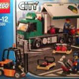 Конструктор lego city 60020 грузовик. Фото 2.