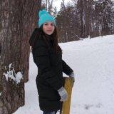 Зимний пуховик. Фото 2. Красногорск.