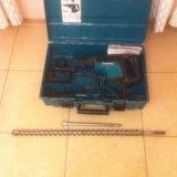 Перфоратор hr4001c +бур 40мм х 1000мм + лопатка.. Фото 2.