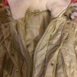 Куртка с меховым воротником. Фото 4.