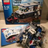Lego city 60043 транспортировка заключённого. Фото 1. Москва.