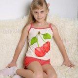 Пижамки на девочек - новые! р.122и 140. Фото 2.