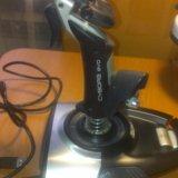 Игровой джостик для компьютера cyborg evo. Фото 3.