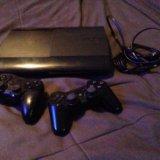 Sony playstation 3 slim 250gb. Фото 1.