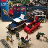 Lego city 60007 погоня за преступниками. Фото 1.