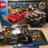Lego city 60007 погоня за преступниками. Фото 2.