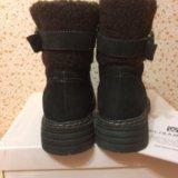 Зимние женские ботинки. Фото 2. Нарьян-Мар.