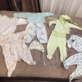 Вещи для новорождённой. Фото 3.
